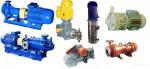 Насосы,электродвигатели  промышленные из наличия