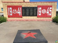 Памятник павшим в Великой Отечественной войне