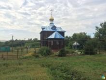 Храм Казанской иконы Божией Матери С. Кабановка