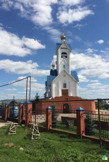 Храм во имя Архистратига Михаила