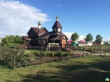 Храма в честь святого великомученика Димитрия Солунского
