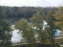 Парк у Серного озера